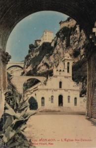 Monaco L'Eglise Ste-Devote