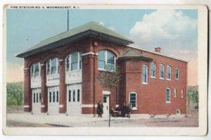 Fire Station No.5 Woodsocket RI