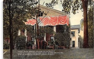 Ansley Wilcox Residence Buffalo, New York