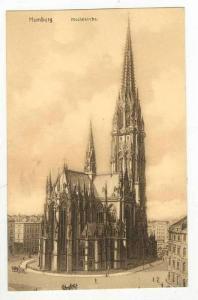 Hamburg, Germany, 00-10s  Nicolakirche