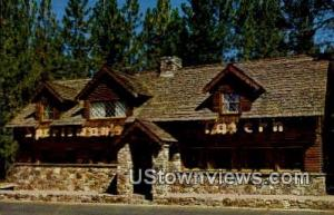 Big Bear Lake, CA, California, Post Card