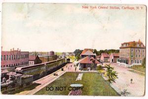 NYC Station, Carthage NY