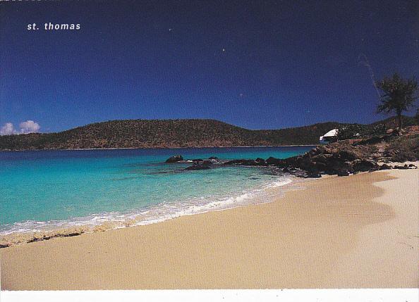 St Thomas Coki Beach