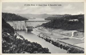 Clinch River TVA's Norris Dam , Tennessee, 1930s