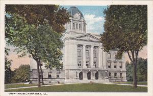 Court House, Kankakee, Illinois, 10-20s