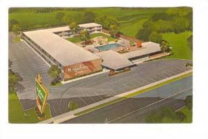 Holiday Inn, Jacksonville, Florida, 40-60s