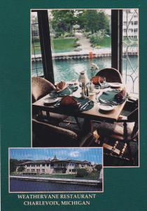 Michigan Charlevoix Weathervane Restaurant