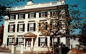 Massachusetts Salem Pierce-Nichols House