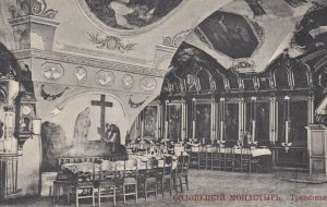 Russia?, 00-10s ; Dining Room