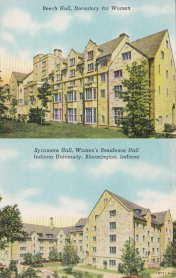 Eigenmann Hall (Room 987, or A, A-flat, G), Indiana