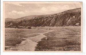CRAFTHOLE, Cornwall/Scilly Isles, England, PU-1907; The Beach, Portwrinkle