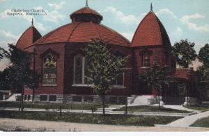 EMPORIA , Kansas , 00-10s ; Christian Church