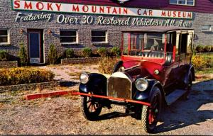Tennessee Pigeon Forge 1916 Pierce Arrow Series Four Smoky Mountain Car Museum