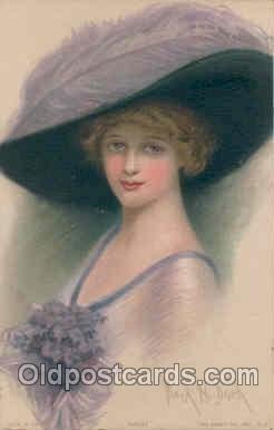 Artist Frank Desch Series 303-3 1916
