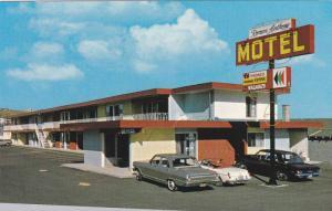 Exterior,  Roman Anthony Motel,  Calgary,  Alberta,  Canada,  40-60s