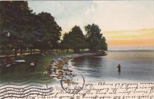 Wisconsin Oshlosh North Park & Lake Winneboro