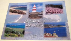 England St martin's Isles of Scilly L27 Gibsons - posted