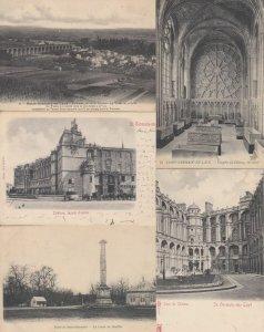 ST-GERMAIN-EN-LAYE  (DEP.78) 800 Cartes Postales 1900-1940