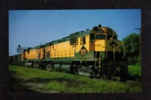 PA Reading Railroad Train ALLENTOWN PENNSYLVANIA PENN