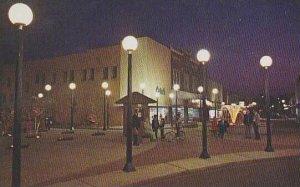 Arkansas Hope Twilight Settles Over Centennial Plaza