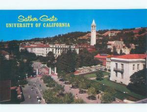 Pre-1980 University Of California Berkeley - San Francisco CA E0305@