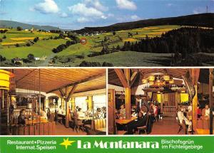 Restaurant Pizzeria Internat Speisen La Montanara Bischofsgruen Fichtelgebirge