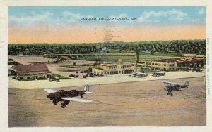 ATLANTA , Georgia, 1937 ; Candler Field