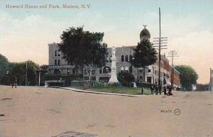 New York Malone Howard House &  Park