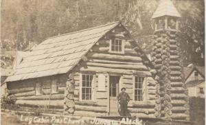 RP: JUNEAU , Alaska , 10-30s ; Log Cabin Presbyterian Church