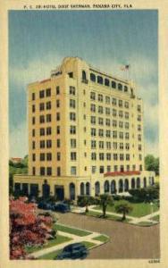 Hotel Dixie Sherman Panama City FL Unused