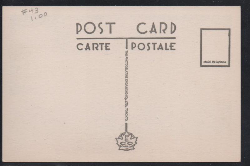 Colour PC Mont St Pierre East, Gaspe, P.Q. . unused