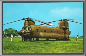 Kentucky, Fort Campbell Chinook Helicopter