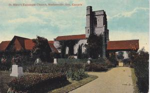 St. Mary's Episcopal Church, Walkerville, Ontario, Canada, 00-10s