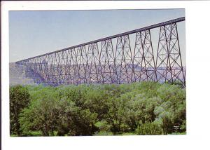 Railway Bridge, Lethbridge, Alberta,