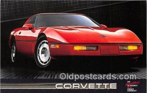Corvette Chevrolet unused