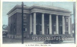 US Post Office Marietta GA 1935