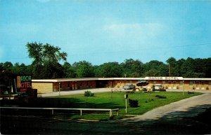 Illinois Hillsboro Manor Motel