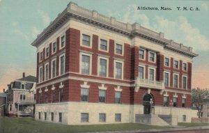 ATTLEBORO , Massachusetts , 1900-10s ; Y.M.C.A.