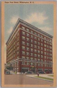 Wilmington, N. C., Cape Fear Hotel - 1945