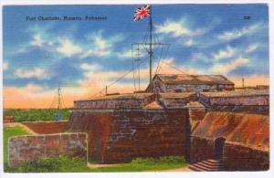 Fort Charlotte, Nassau , Bahamas, 30-40s