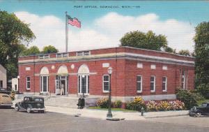 DOWAGIAC , Michigan , 30-40s ; Post Office