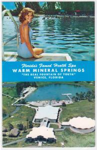 Warm Mineral Springs, Venice FL