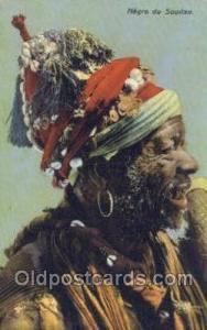 Negro du Soudan African Life Postcard Post Card  Negro du Soudan