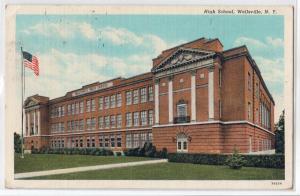 High School, Wellsville NY