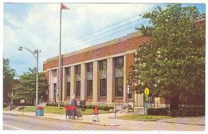 United States Post Office, Reidsville, North Carolina, 40-60s