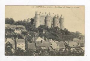Le Chateau Et Le Village, Luynes (Indre-et-Loire), France, 1900-1910s