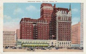 DALLAS , Texas, 1930-40s ; Adolphus Hotel