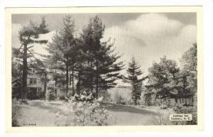 Cottage Inn, Cashiers, North Carolina, PU-1955