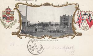 RP, REGINA, Saskatchewan, PU-1906; Canadian Pacific Railway Gardens