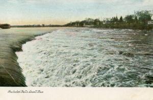 MA - Lowell. Pawtucket Falls